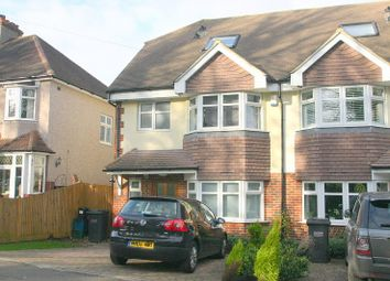 Thumbnail 4 bed property to rent in Portnalls Road, Coulsdon