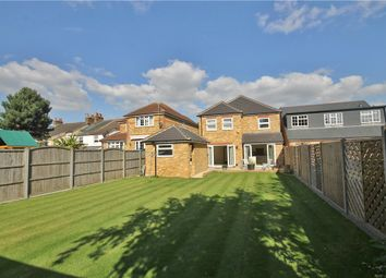 Thumbnail 4 bed detached house for sale in South Avenue, Egham, Surrey