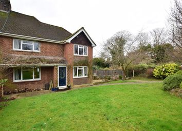 Thumbnail 3 bed semi-detached house for sale in Deanery Road, Crockham Hill, Kent
