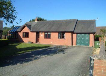 Thumbnail 3 bed bungalow to rent in Dolhyfryd, 7, Clos Yr Efail, Trefeglwys, Caersws, Powys