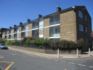 Thumbnail 1 bed flat for sale in Norbiton Road, London