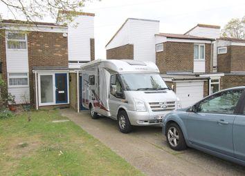 Thumbnail 3 bed semi-detached house for sale in Nares Road, Rainham, Kent.
