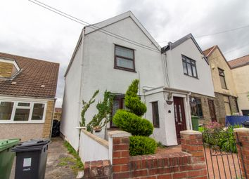 Thumbnail 3 bed semi-detached house for sale in Counterpool Road, Kingswood, Bristol