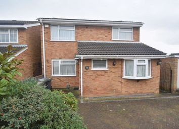 Thumbnail 4 bedroom detached house for sale in Buckingham Drive, Luton