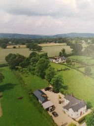 Thumbnail 4 bedroom detached house for sale in Bearwood. Nr/Pembridge, Herefordshire