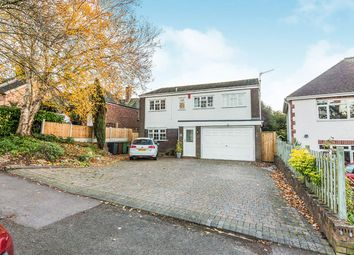Thumbnail 4 bed detached house for sale in Alcester Road, Finstall, Bromsgrove