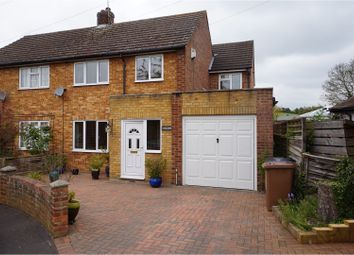 Thumbnail 4 bed semi-detached house for sale in Cambridge Road, Ware