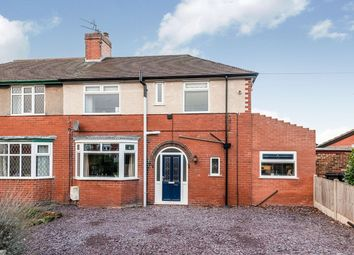 Thumbnail 3 bed semi-detached house for sale in Clare Avenue, Newcastle