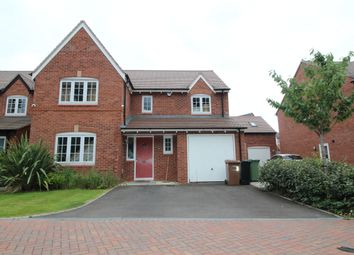 Beech Lane, Dickens Heath, Solihull B90. 4 bed detached house
