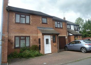 Thumbnail 4 bed detached house to rent in Titchfield Close, Swindon, Wilts
