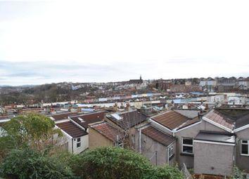 Thumbnail 1 bedroom flat to rent in Hill Street, Totterdown, Bristol