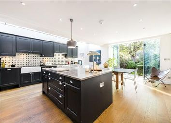 Thumbnail 5 bed terraced house for sale in Linden Avenue, Kensal Rise, London
