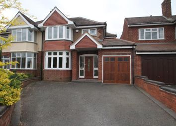 Thumbnail 3 bed semi-detached house to rent in Causey Farm Road, Halesowen, West Midlands