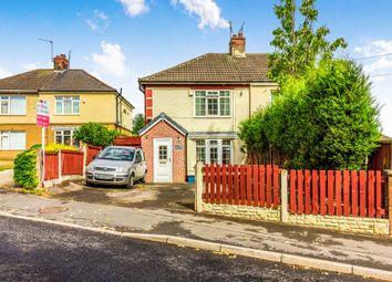 Thumbnail 3 bed semi-detached house for sale in St Nicolas Road, Rawmarsh, Rotherham