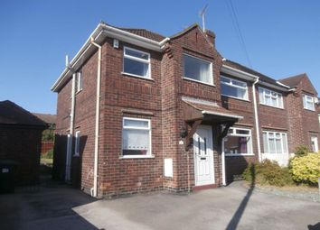 Thumbnail 4 bedroom semi-detached house to rent in Alexandra Street, Kirkby-In-Ashfield, Nottingham