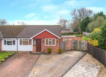Thumbnail 3 bed semi-detached bungalow for sale in Clarence Close, Bushey Heath, Bushey
