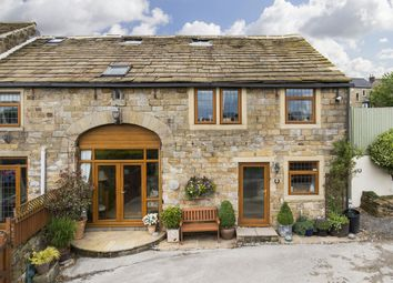 Thumbnail 3 bed semi-detached house for sale in Providence Lane, Oakworth, West Yorkshire