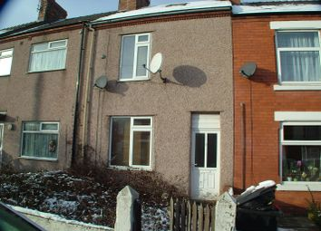 Thumbnail 2 bed terraced house for sale in King Edward Street, Shotton, Deeside