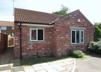 Thumbnail 2 bed detached bungalow to rent in Holme Stead Court, Crowle, Scunthorpe