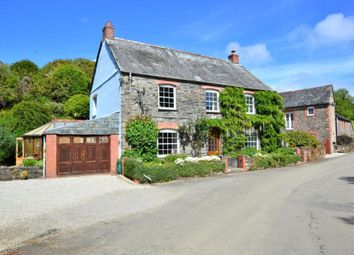 Thumbnail 6 bed detached house for sale in Tideford, Saltash, Cornwall