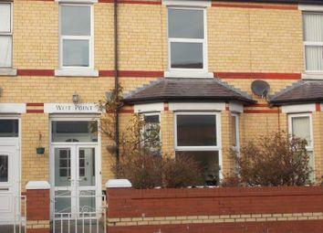 Thumbnail 4 bed terraced house for sale in Wellington Road, Rhyl, Denbighshire