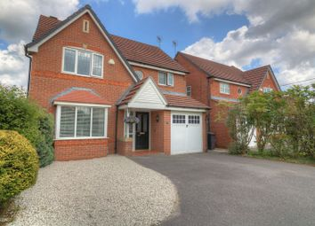 4 bed detached house for sale in Chandlers Croft, Ibstock LE67