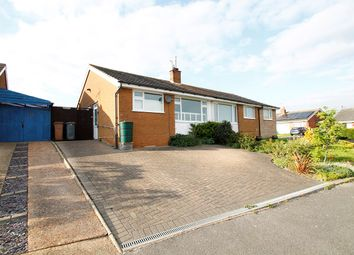 2 bed semi-detached bungalow for sale in Dovedale, Felixstowe IP11