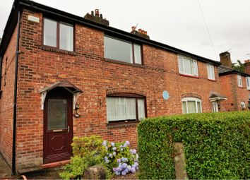 Thumbnail 3 bed semi-detached house to rent in Paulhan Road, Manchester
