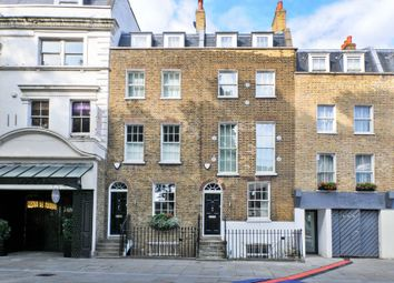 Thumbnail 3 bed end terrace house to rent in Islington Green, Islington