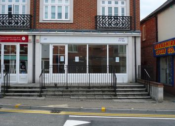 Thumbnail Retail premises to let in 205 High Street Crowthorne, Berkshire