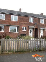 Thumbnail 2 bed terraced house to rent in Park Avenue, Haltwhistle