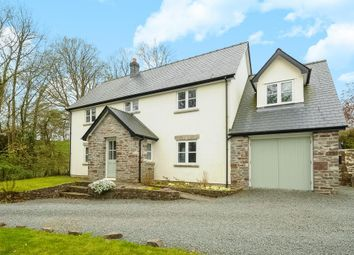 Thumbnail 3 bed detached house for sale in Brecon 6 Miles, Hay On Wye 10 Miles