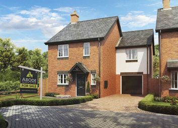 Thumbnail 4 bed detached house for sale in Plot 131, The Lime, Barley Fields, Uttoxeter