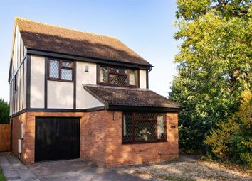Thumbnail 4 bed detached house for sale in Quantock Close, Kings Acre, Hereford