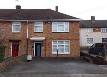 Thumbnail 3 bed end terrace house for sale in Withcote Avenue, Evington, Leicester, Leicestershire