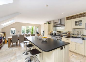 Kimbell Gardens, London SW6. 3 bed end terrace house for sale