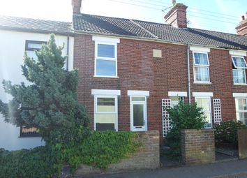 Thumbnail 3 bedroom terraced house to rent in Pound Road, Beccles