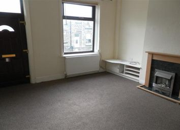 Thumbnail 1 bed terraced house to rent in Longbottom Terrace, Siddal, Halifax