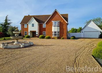 Thumbnail 6 bed detached house for sale in St. Peters Court, Bradwell-On-Sea
