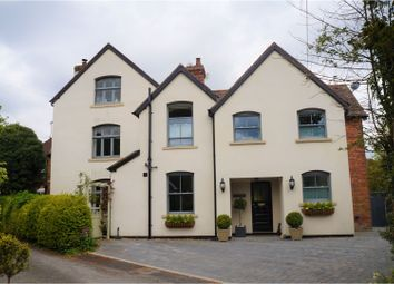 Thumbnail 5 bed detached house for sale in Heighways Lane, All Stretton, Church Stretton
