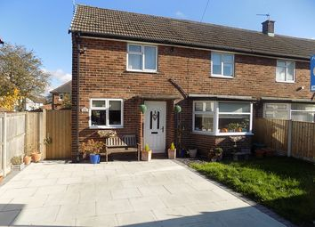 Thumbnail 2 bed semi-detached house for sale in Poplar Avenue, Culcheth, Warrington
