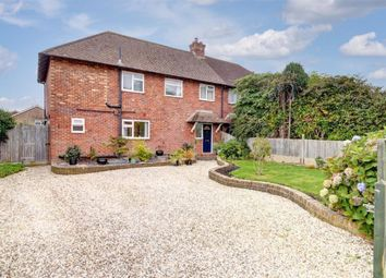 Thumbnail 3 bed semi-detached house for sale in Fairfield, Herstmonceux, Hailsham