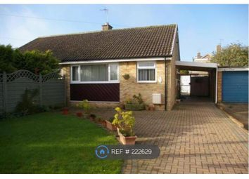 Thumbnail 2 bed bungalow to rent in Normandy Avenue, Beverley