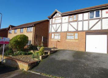 Thumbnail 2 bed semi-detached house for sale in Anderson Close, Newhaven