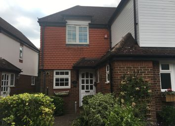 Thumbnail 2 bed end terrace house to rent in Rushmon Place, Cheam