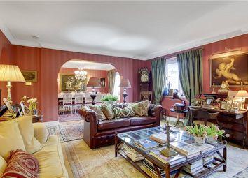 Thumbnail 3 bed flat to rent in Montrose Court, Princes Gate, South Kensington, London