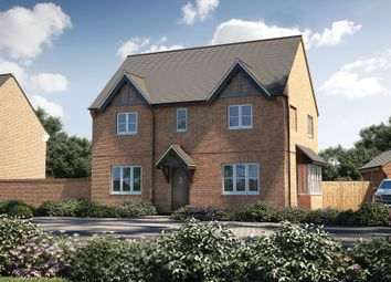 "Thumbnail 4 bed detached house for sale in ""The Arlington"" at Parkers Road, Leighton, Crewe"