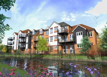 Thumbnail 2 bed flat for sale in Nicholls Lodge, South Street, Bishop's Stortford