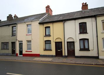 Thumbnail 1 bed terraced house for sale in Orchard Street, Brecon