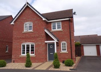 Thumbnail 4 bed detached house for sale in Old Farm Lane, Newbold Verdon, Leicester, Leicestershire